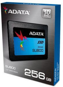 Dysk SSD - ADATA 256GB - SU800