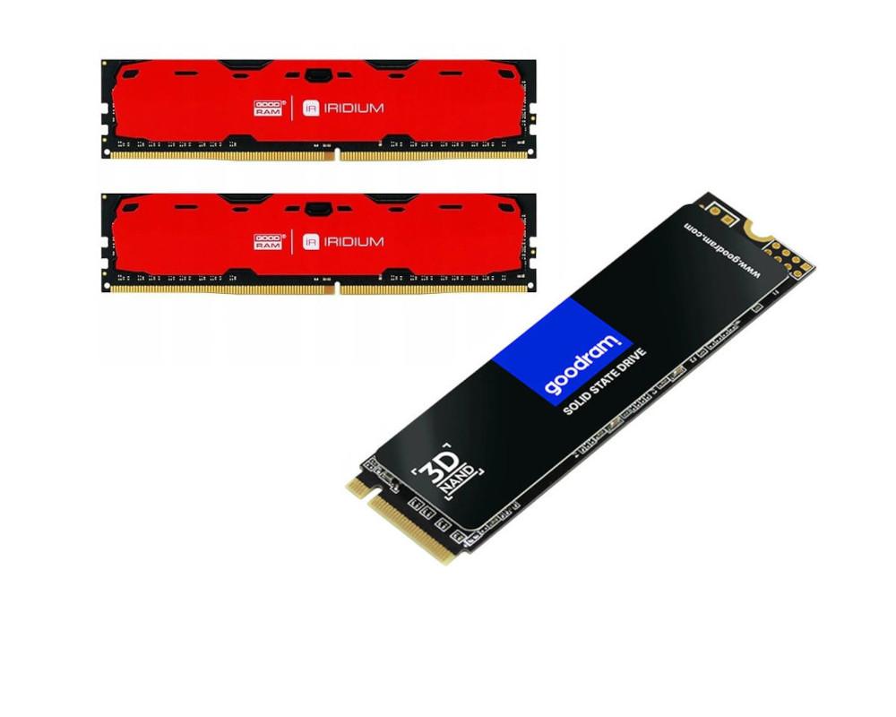 GOODRAM PX500 / GOODRAM R2400D464L15S/8GDC