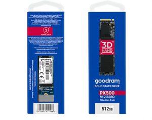 Dysk SSD GOODRAM PX500
