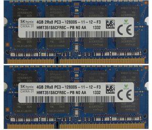 Pamięć 8GB HMT351S6CFR8C-PB