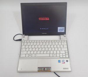 Używany laptop od sprzedawcy Portage R500