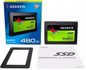 Dysk SSD 480GB Ultimate SU630