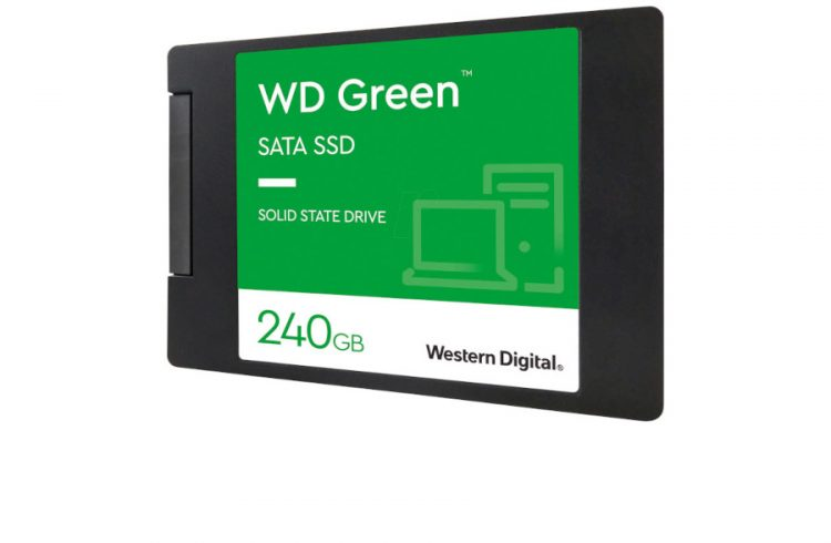 Dysk SSD WD Green 240GB