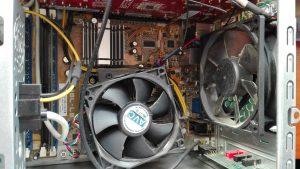 (1) Wymiana baterii BIOS