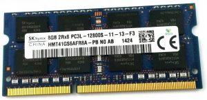 Pamięć RAM 8GB DDR3 - HMT41GS6MFR8C-PB