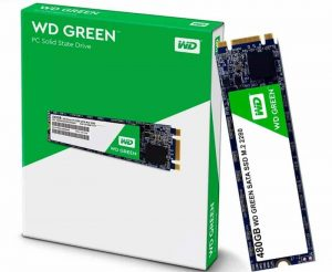 Dysk SSD M.2 240GB - WDS240G2G0B