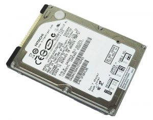 """Używany dysk twardy HDD 2.5"""" 40GB ATA - HTS541640J9AT00"""